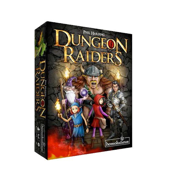 Dungeon-Raiders